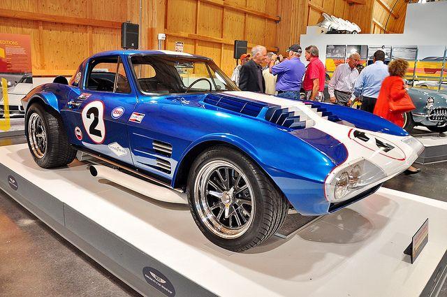 1963 corvette grand sport replica flickr photo sharing