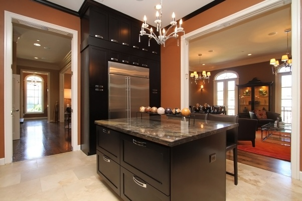 Kitchen  wheat penny sherwin williams  Home  Pinterest