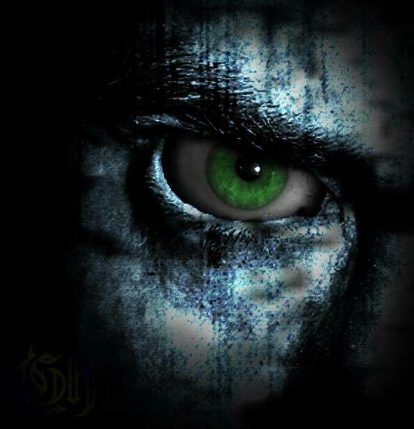 Evil eye | Vampires and Werewolves | Pinterest