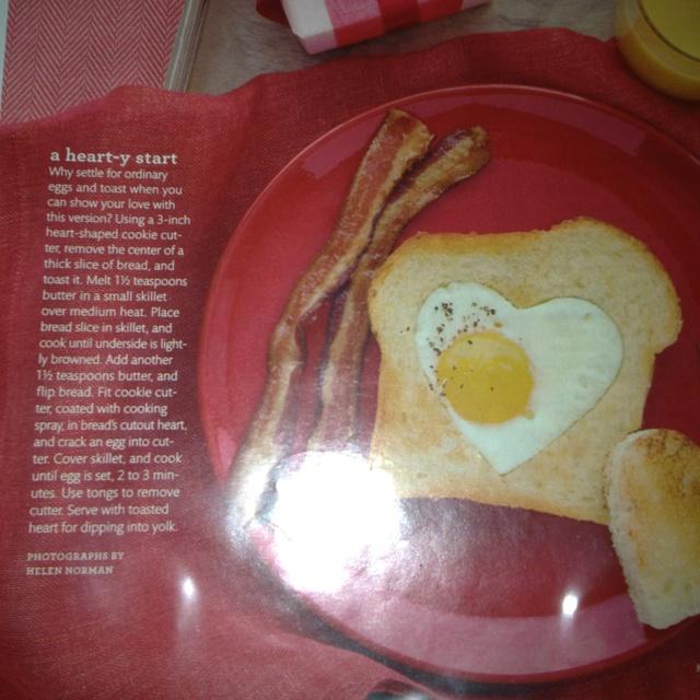 valentine's day breakfast food ideas