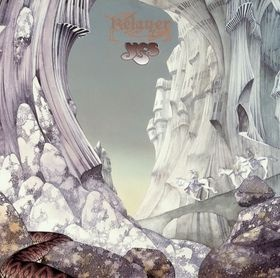 Yes - Relayer - album cover (1974)