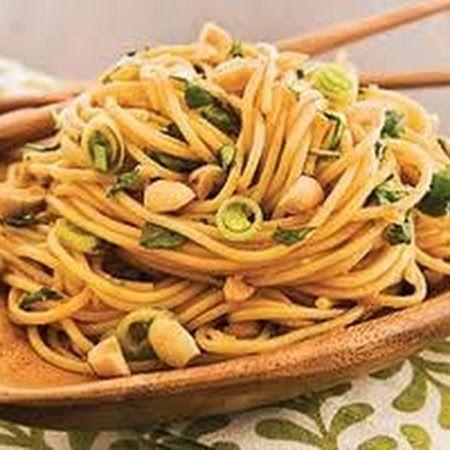 PB2 Thai Noodles - 5 WW points | Menu Ideas | Pinterest