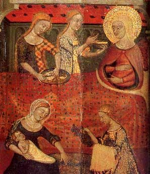 decameron 14th century and master simone Giotto: the most important italian painter of the 14th century, whose works point to the innovations of the renaissance.
