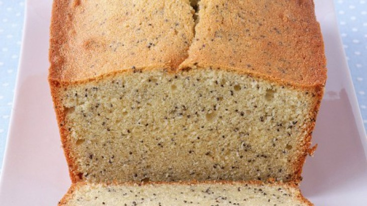 Almond Poppy-Seed Loaf Cake | Christmas Yummies | Pinterest