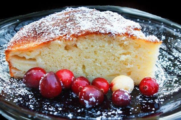 Torta de Mele aka Italian Apple Butter Cake.....definitely a wow!