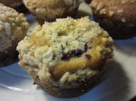 Blackberry, Lemon & Thyme Muffins | Eat Love Repeat Recipes | Pintere ...