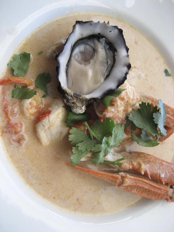 Red seafood curry | Things I Have Cooked | Pinterest