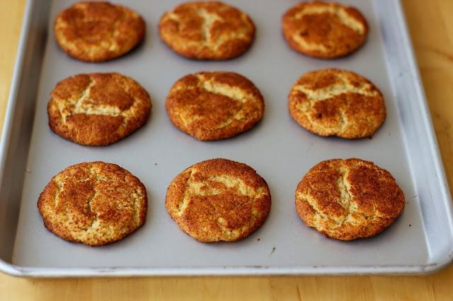 ... Eats: Almond Flour Snickerdoodles {Grain-Free} Neat Gluten Free Blog