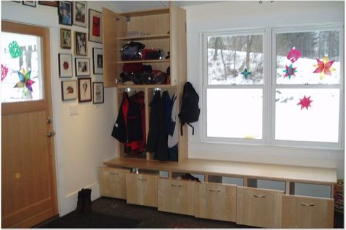 Ikea Over Bed Table On Wheels ~ ikea cabinets to make mudroom cubbies  ideas mudroom  Pinterest