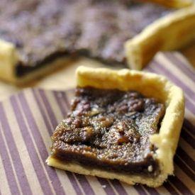 Spiked Pecan Pie Bars | Good Eats | Pinterest