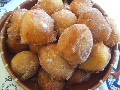 Portuguese Kitchen: Ricotta fritters | Breads, Donuts, etc. | Pintere ...