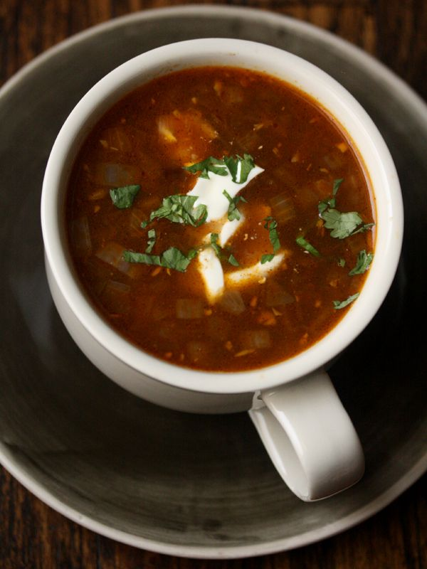 Ancho Chile Black Bean Soup Recipe | Quick, Simple, and Healthy Meals