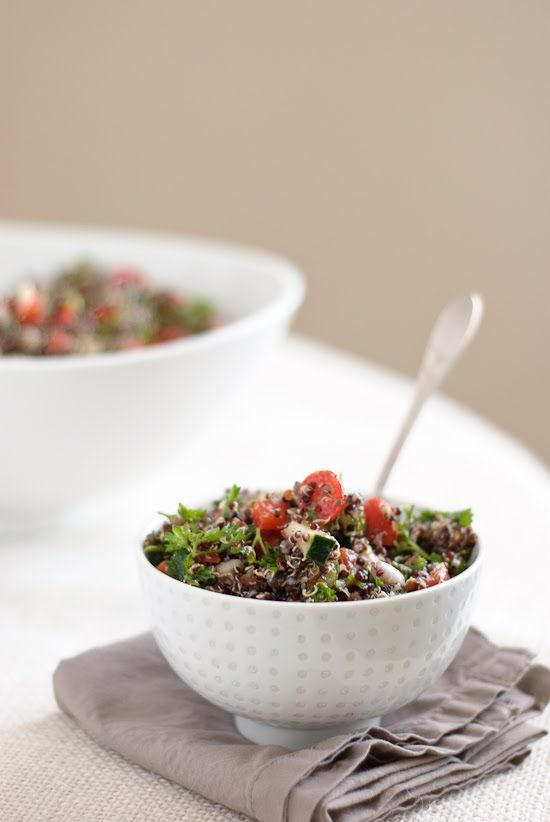 Quinoa Tabouli | Recipe