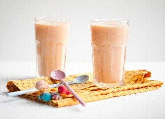 Recipe: Papaya Lassi with Cardamom