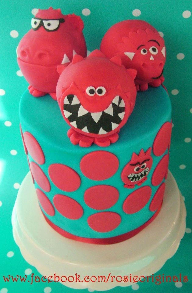 Red Nose Day Great Cake Ideas Pinterest