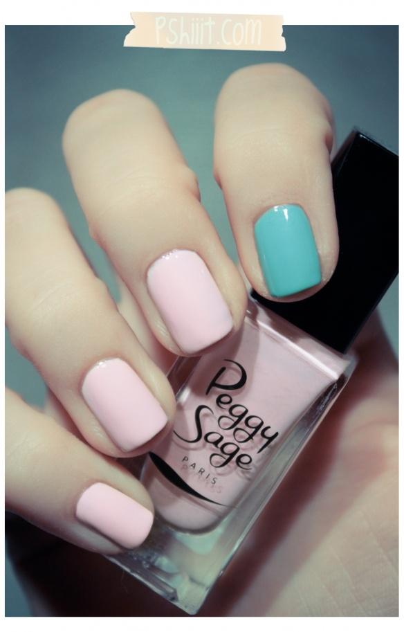 5 maneras de llevar el color menta en las uñas. - MamásLatinas