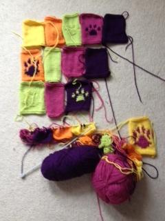 Battersea Dog Blanket Knitting Pattern : BATTERSEA DOGS HOME BLANKET KNITTING PATTERN   KNITTING PATTERN