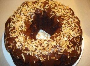Inside-Out German Chocolate Bundt Cake | Cakes 2 | Pinterest