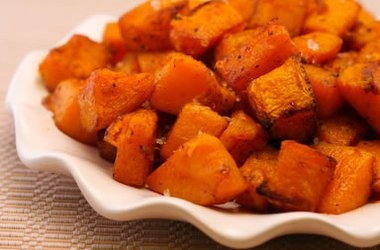 Roasted Butternut Squash Recipe with Moroccan Spices — Punchfork