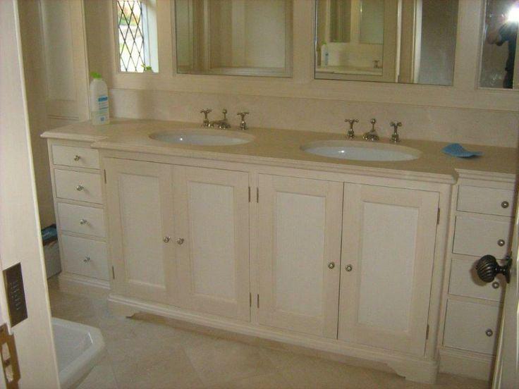Bathroom Double Sink Vanity Unit For The Bathroom Pinterest