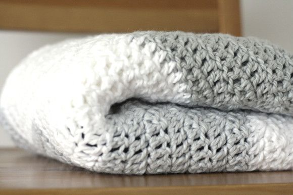 Crochet Patterns For Thick Blankets : Pin by Connie Blanchard on crochet/knitting Pinterest