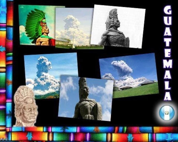Tecún Uman héroe nacional, Guatemala