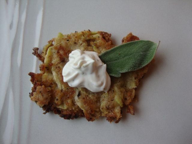 Vegan zucchini cakes | Delish! | Pinterest