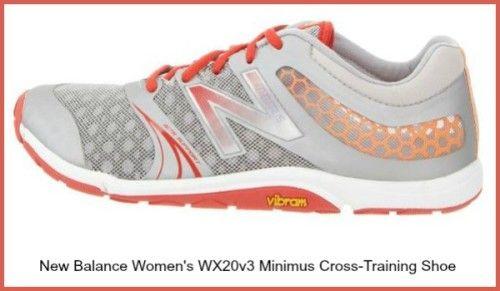Running shoes for barefoot feelings - for women New Balance cross