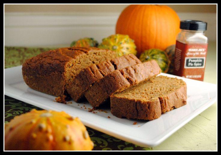 Vegan Pumpkin Gingerbread | Recipes for mom | Pinterest