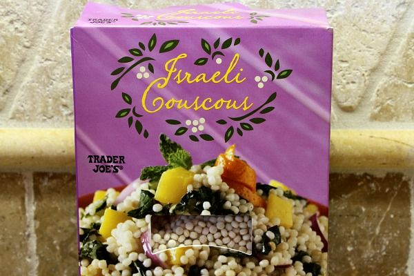 Israeli Couscous with Pine Nuts and Parsley | Trader Joe's