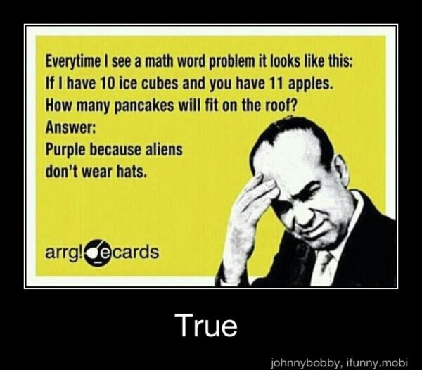 i hate mathematics Tumblr is a place to express yourself, discover yourself, and bond over the stuff you love it's where your interests connect you with your people.