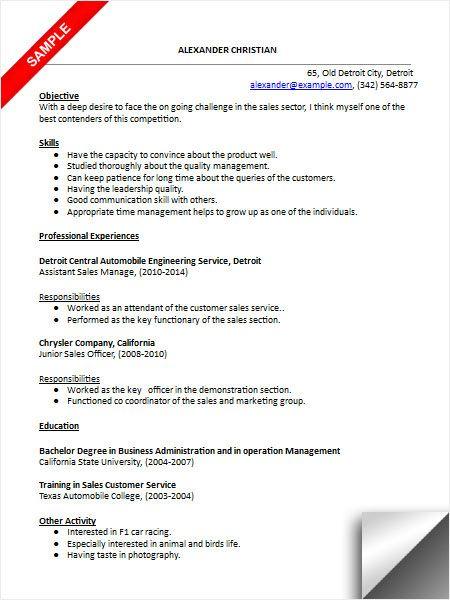 Car sales resume