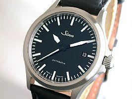 Sinn 556 an affordable quality german made watch with an automatic