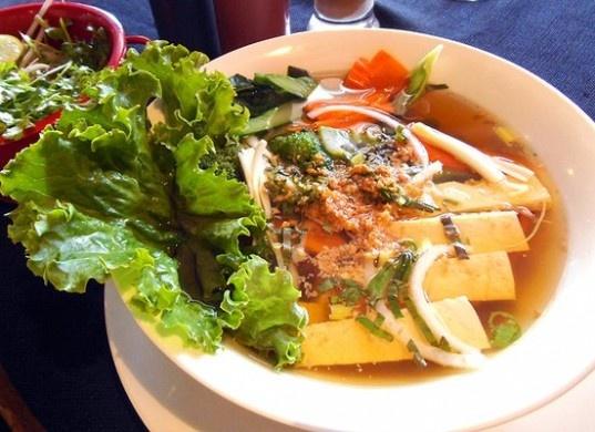 Vegetable Tofu Soup Recipe : A blend of unique flavors… lemon grass ...