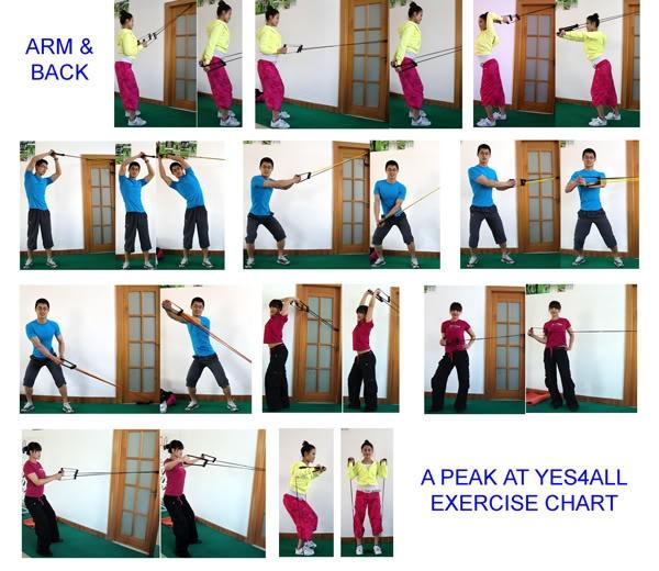 Tube exercise   Fitness   Pinterest