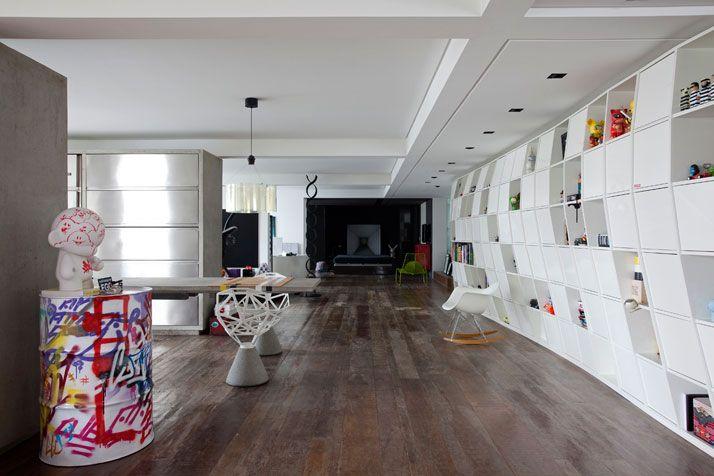 Houssein Jarouche's Apartment by Triptyque | Yatzer