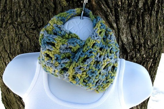 Scarf - Etsy pattern Crochet Thoughts Pinterest