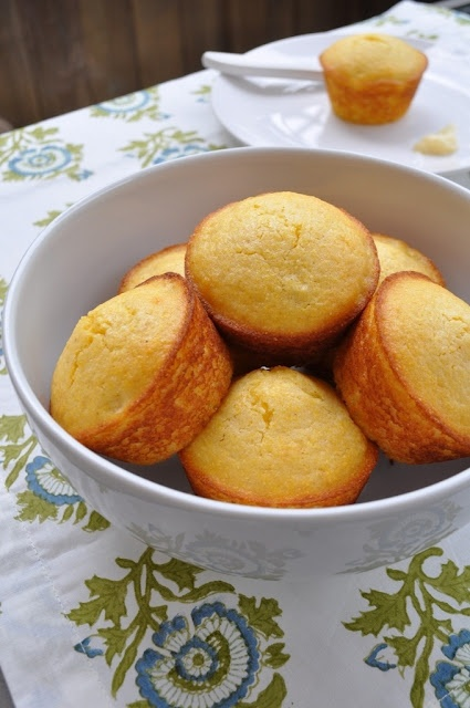 Corniest Corn Muffins from Dorie Greenspan's Baking From My Home to ...