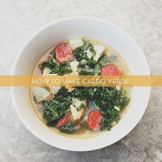 ... Meal Recipe: How to Make Caldo Verde » Curbly | DIY Design Community