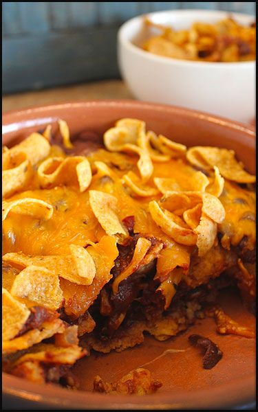 Frito Pie   How 'Bout Some Mexican Food Tonight!!   Pinterest