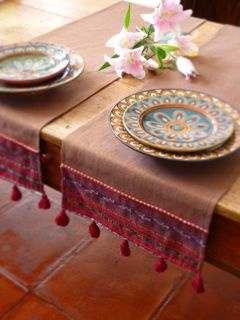 Made in guatemala on pinterest guatemalan textiles - Individuales para mesa ...