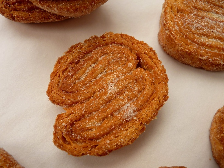 Caramel-Glazed Cardamom Palmiers | Cardamom...once you try it...you'r ...