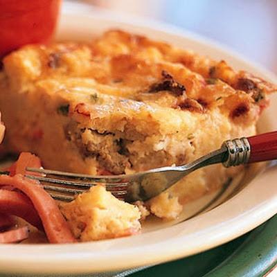 Southwestern Breakfast Casserole | Breakfast | Pinterest
