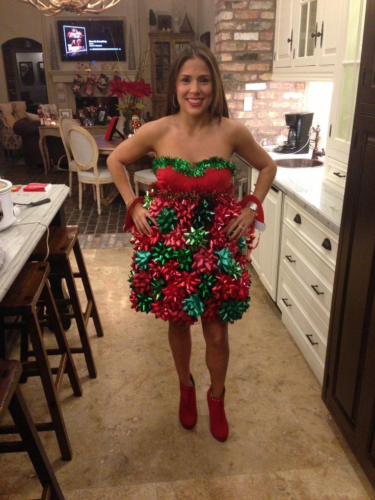 Tacky sweater christmas party dress christmas pinterest