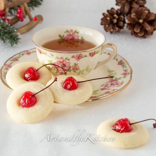 Mom's Whipped Shortbread | Soothing Tea/Tisane | Pinterest