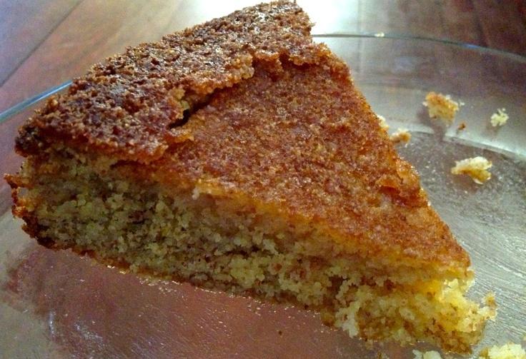 Lemon Polenta Cake | Recipes | Pinterest