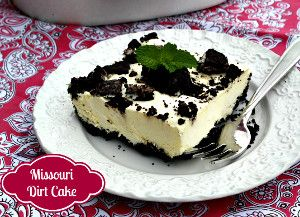 Jane's Dirt Cake Recipe — Dishmaps