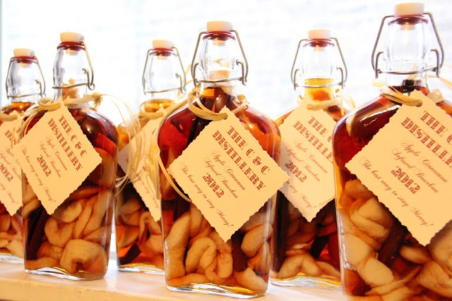 DIY Apple-Cinnimon Infused Bourbon | Wine, Drink and other concoction ...