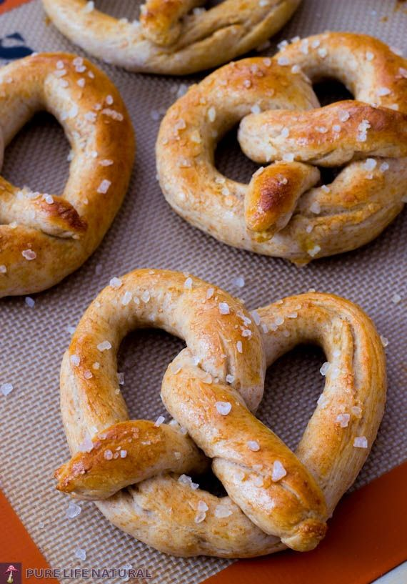 SOFT PRETZELS | Delicious! | Pinterest