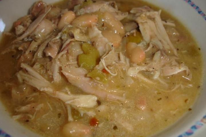 Bob's White Chili Recipe | Things to cook | Pinterest